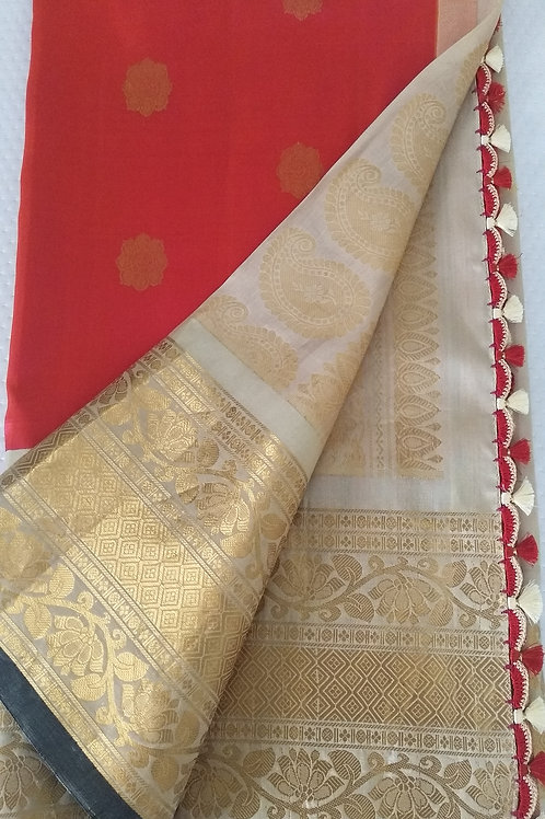 Pure Silk Gadwal