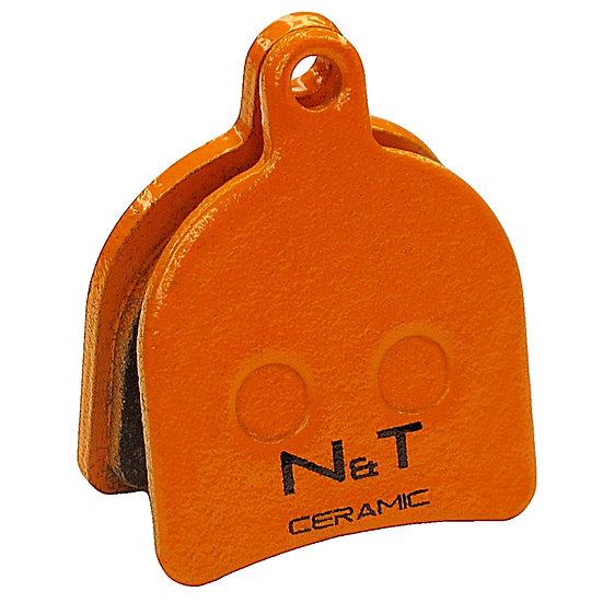 HOPE Mono Trial Tech 3 Trial Zone compatible Ceramic Brake Pads