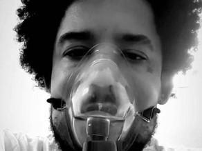 Vakeró recibe oxígeno debido a la COVID-19