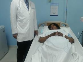 Presidente y vicepresidenta envían mensaje de recuperación a la presidenta del CDP