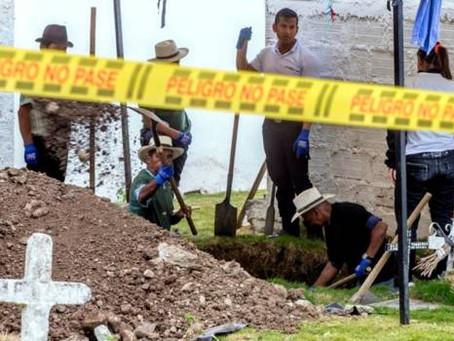 """Imputan a 11 militares colombianos por las ejecuciones conocidas como """"falsos positivos"""""""