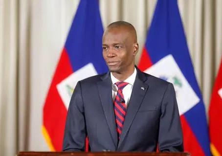 Matan a Jovenal Moises, presidente de Haití Share