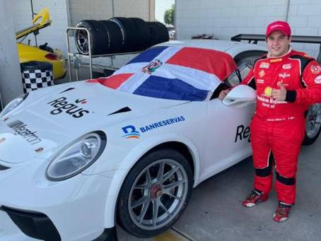 Jimmy Llibre anuncia su participación en el Campeonato de Porsche GT3 Cup USA