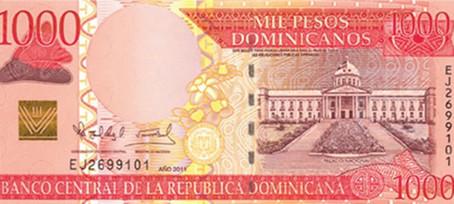 Banco Central desmiente circulación de billetes falsos de RD$1000 pesos