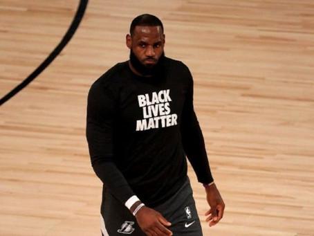 LeBron James elimina tuit sobre tiroteo policial y explica el motivo