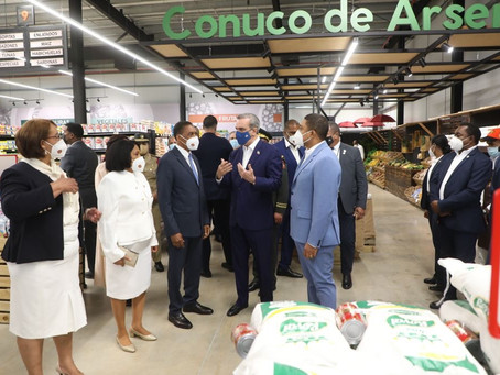 Presidente Abinader apoya inversión privada