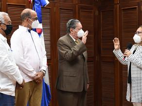 Juramentan nuevo presidente Consejo de Directores CORAASAN