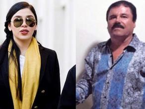 """Esposa de """"el Chapo"""" se declarará culpable por narcotráfico y ayudar a su marido escapar de prisión"""