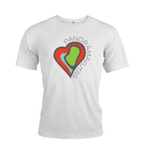 Szívecske mintás póló (férfi)
