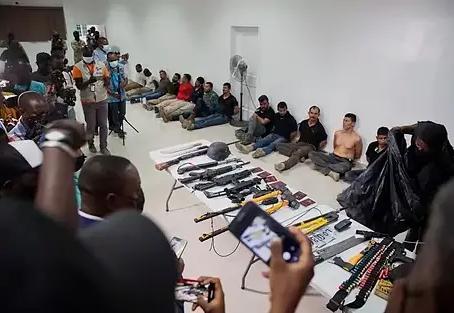 Colombia podrá comunicarse con mercenarios detenidos por magnicidio de Moïse tras intervención OEA