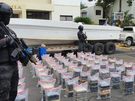 Decomisan 456 kilos coca trataron de introducir RD