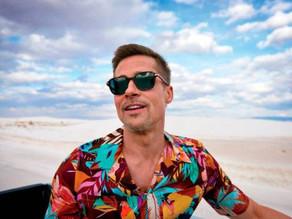 Brad Pitt protagonizará película rodada en República Dominicana; llegaría en los próximos días