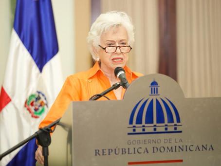 """Ortiz Bosch: """"Nuestro país necesitaba un shock de institucionalidad y modernidad"""""""