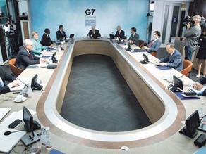 Líderes de 7 potencias definen desafíos tras tres días de cumbre
