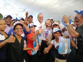Candidato alcalde PRM  promete devolver la dignidad a Santiago