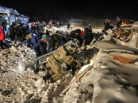 Tres muertos en avalanchas en Suiza este fin de semana