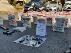 Desmantelan cártel enviaba drogas PR; apresan 16 personas