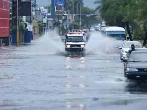 Aguaceros afectan viviendas en el sur; varios acueductos fuera de servicio