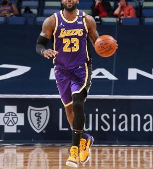 "NBALeBron James: ""para mi es un partido de playoffs"""