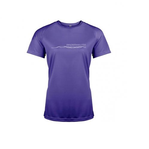 Panorámafutás póló (női)