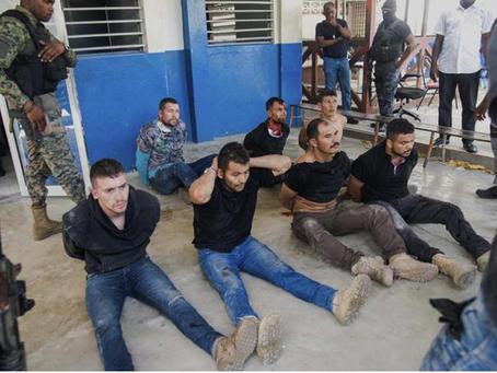 OEA interviene para que Colombia pueda visitar a los mercenarios detenidos por el magnicidio Moise