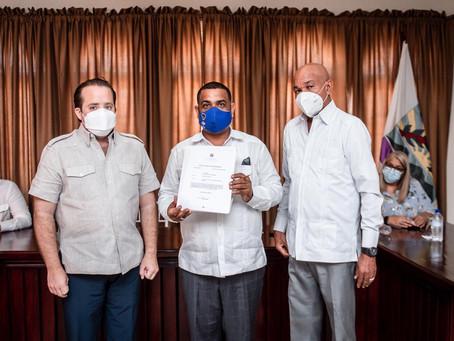 Gobierno anunció apoyo económico de 47 millones 179 mil pesos  Alcaldía de Santa Cruz de Barahona