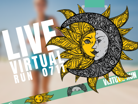 Virtual Run LIVE