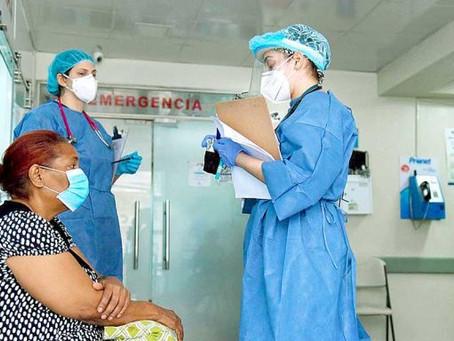1532 nuevos casos covid y 9 defunciones en últimas horas; aumenta pacientes en cuidados intensivos