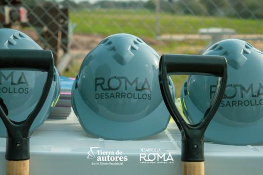Roma Management Tierra de autores