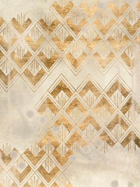 172027Z Deco Pattern in Cream II