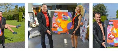 Euro-Art steunt 'A Future For Togo'
