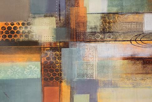 JOEL HOLSINGER, CAPSTONE ART 60X90