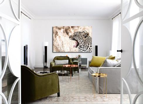 Kunstfoto op plexiglas Wild thing