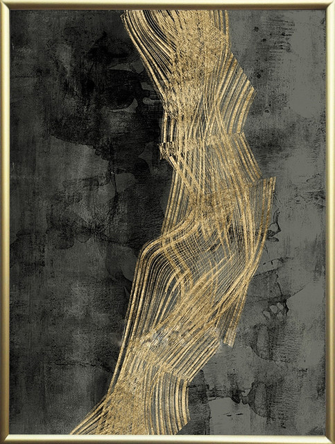 Woven Matrix I, Jennifer Goldberger 60X80