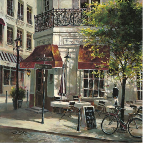 BRENT HEIGHTON THE CREPE HOUSE