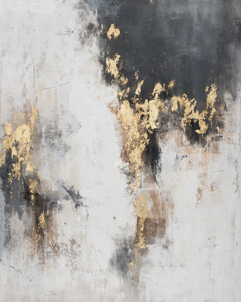 Schilderij 407778 Black Gold Gusti's Finds 120x150