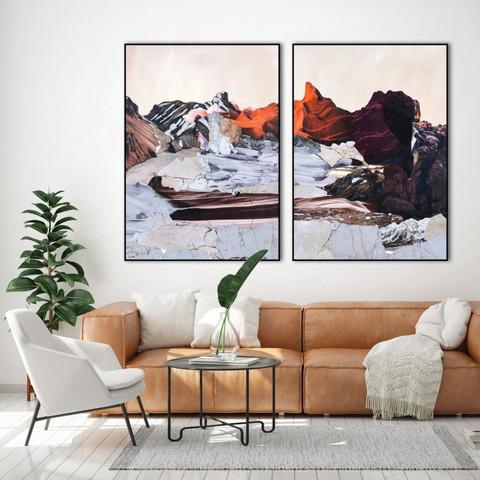 """Elk interieur heeft """"a touch of art"""" nodig"""