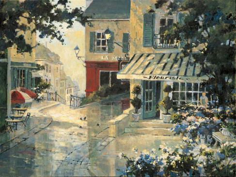 MARILYN SIMANDLE, VILLAGE FLORIS