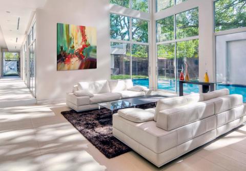 Moderne kunst: 50 Shades of White