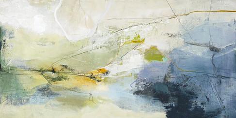 Schilderij Alight 70x140