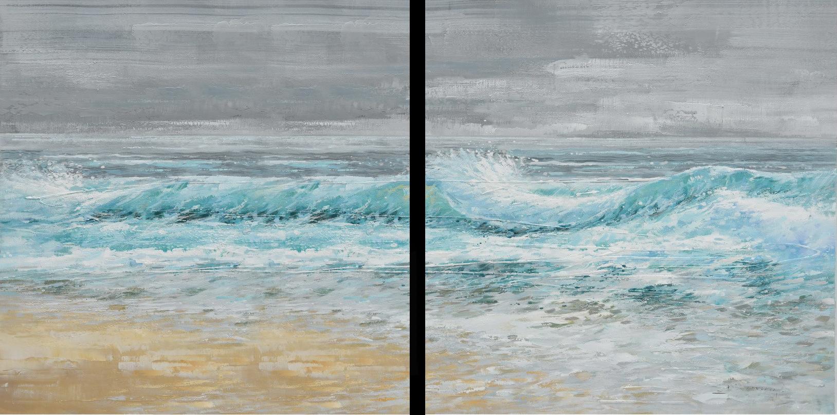 Schilderij   407633   Aloha Surf II
