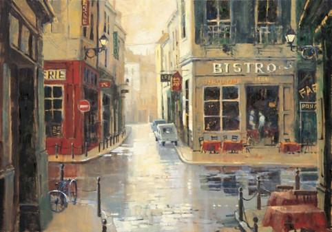 MARILYN SIMANDLE SIDE STREET BISTRO
