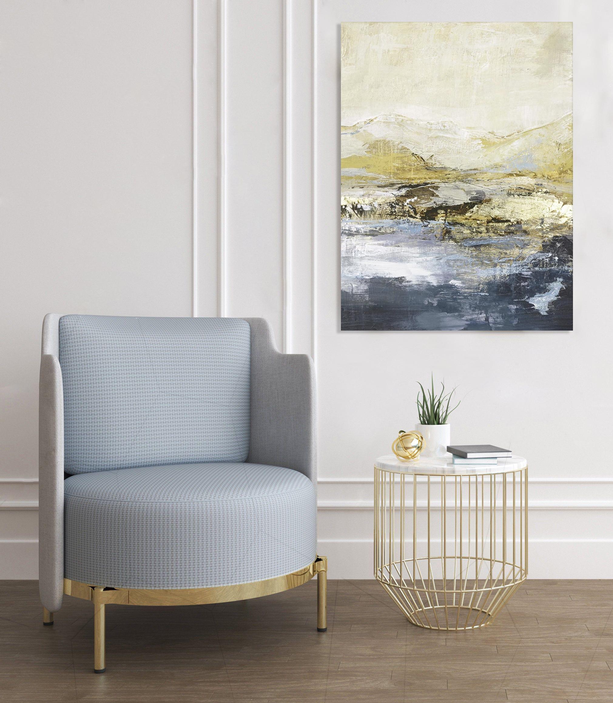 Schilderij Astonish 90x120cm