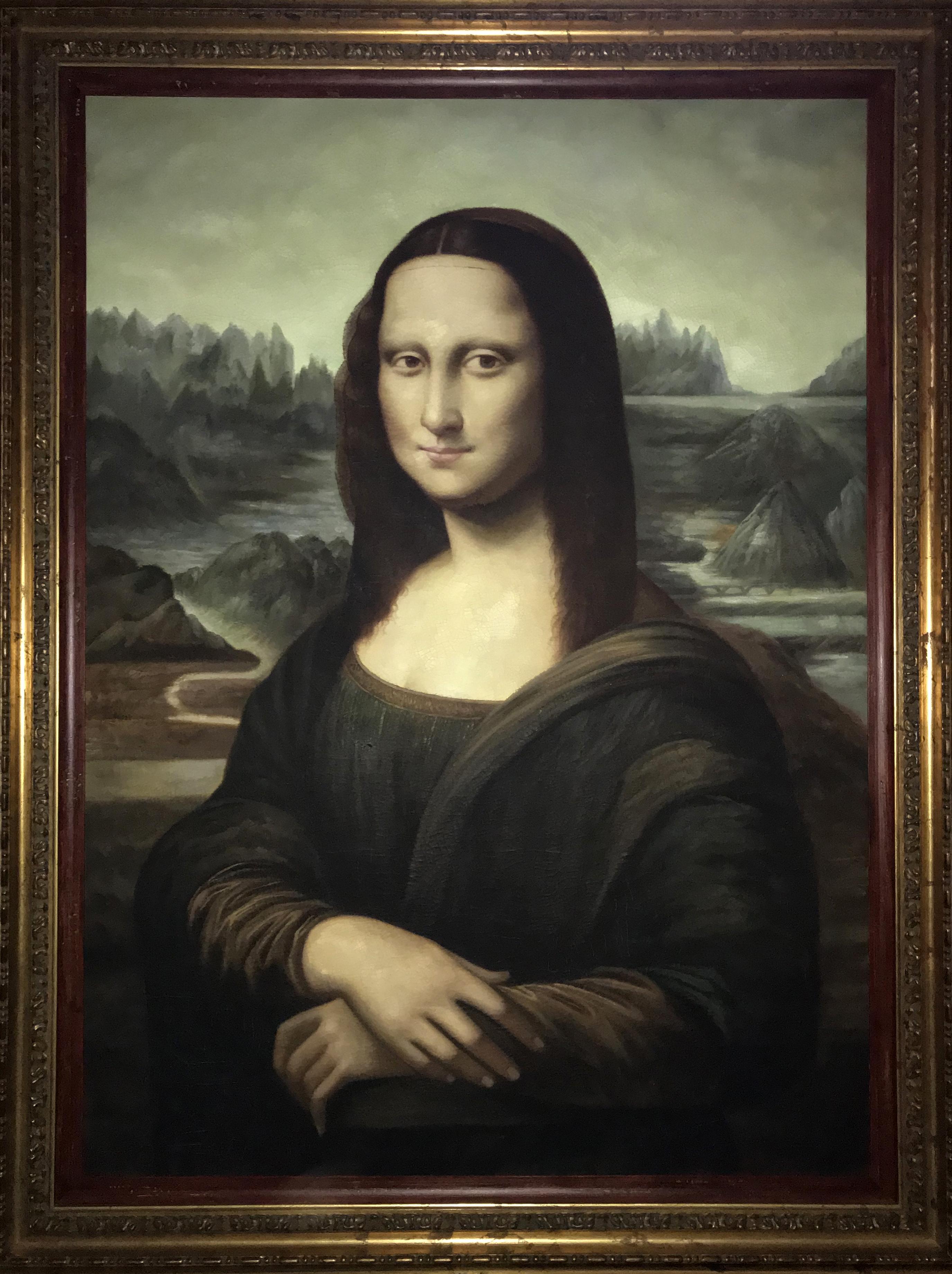Mona Lisa 220x165