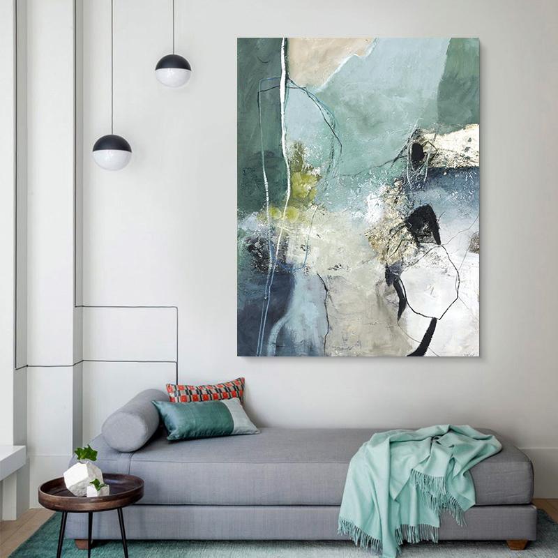 Schilderij Freja Take out 118x150