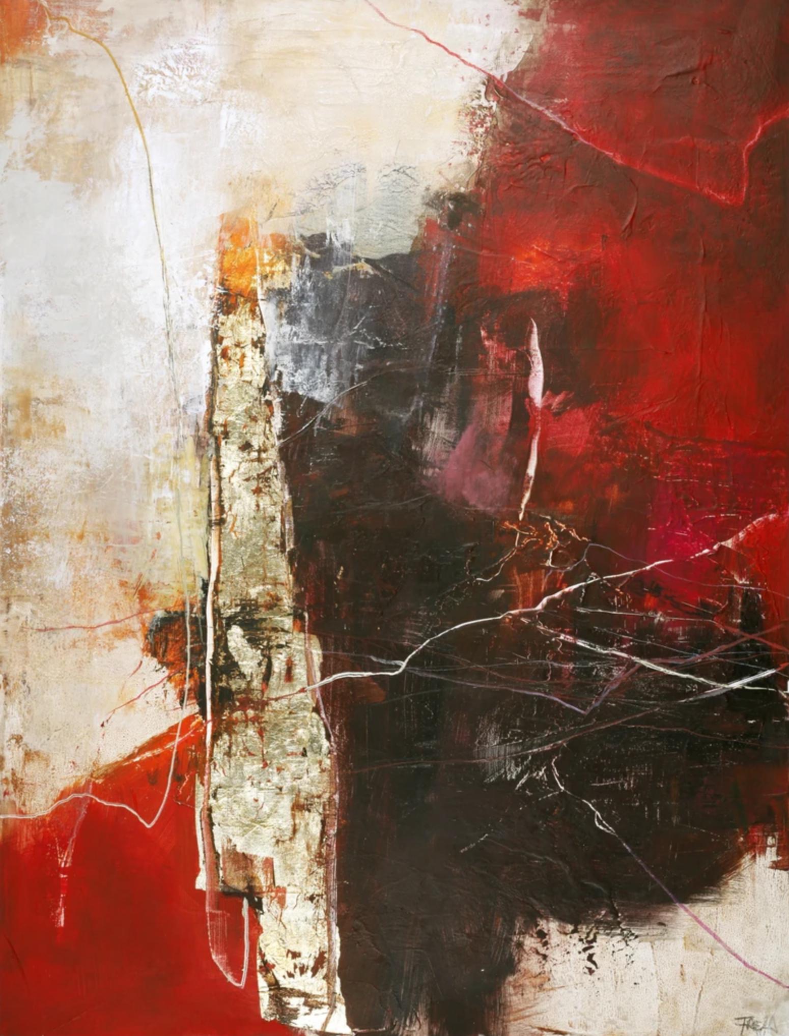Schilderij Moulin Rouge 118x150