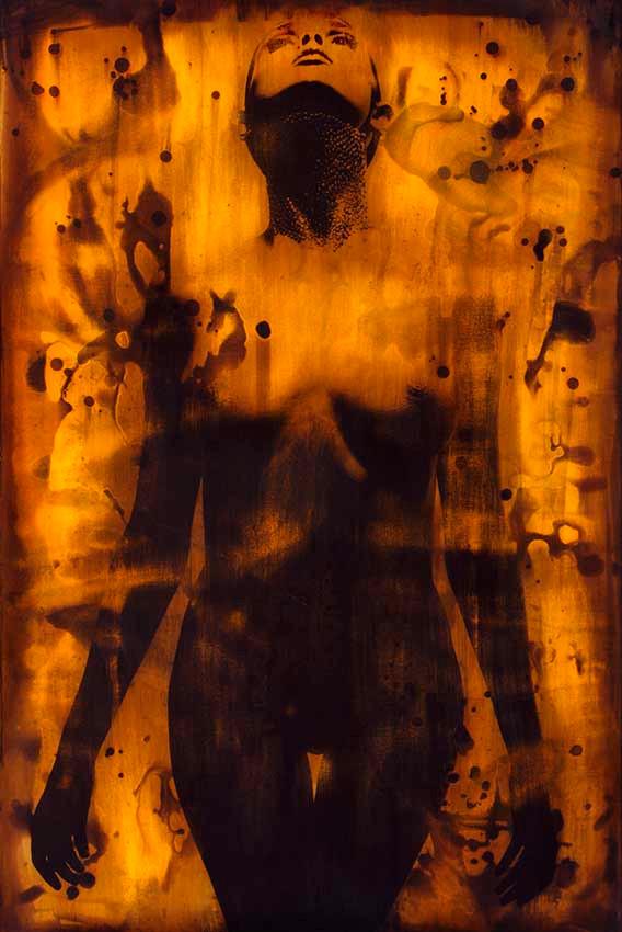Kunst foto op plexiglas  Best kept secret, Ivo Rikkert
