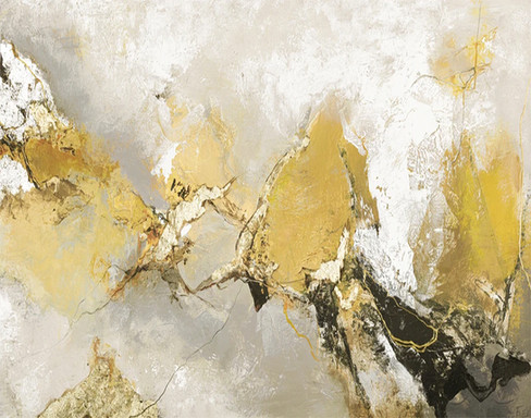 Schilderij Hurricane 118x150cm
