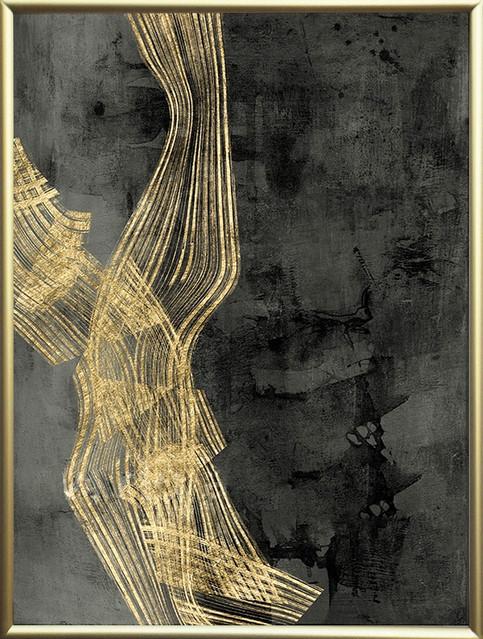 Woven Matrix II, Jennifer Goldberger 60X80