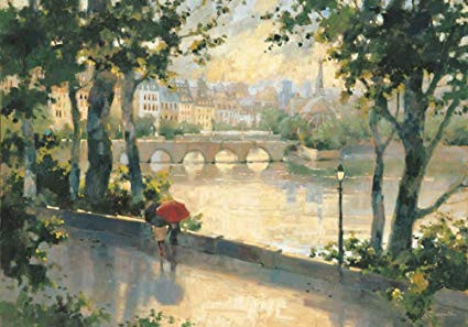 MARILYN SIMANDLE PARIS EVENING